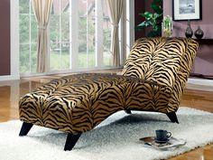 chaise lounge safari chaise lounge animal print