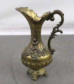 shopgoodwill.com - #19893861 - Antique Italian Metal Decrative Vase - 2/9/2015 6:04:00 PM