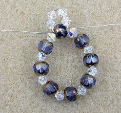 Beading Times Project - Two Strand Bracelet