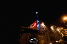 Because the night belongs to Aigli…!