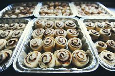Pioneer Woman's Cinnamon Rolls are the very best! Recipe @Wendy Felts Felts Felts Felts Werley-Williams.Pioneerwoman.com  Great Christmas gifts<3