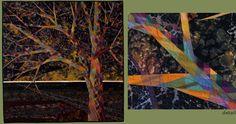 Dawn  by Linda Beach   love these colours