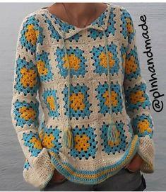 Crochet, Instagram Posts, Sweaters, Crafts, Inspiration, Shawls, Fiber, Fashion, Ponchos