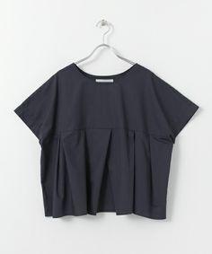 KBF(ケイビーエフ)のKBF ランダムタックプルオーバー(Tシャツ/カットソー)|詳細画像