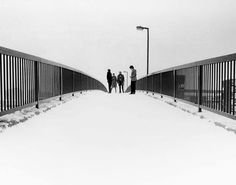 Joy Division over the Princess Parkway
