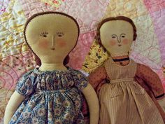Gail Wilson dolls