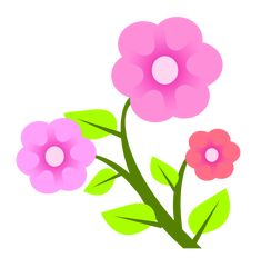 Flower Vector PNG Image Vector flowers Png images Flower clipart