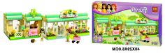 34.21$  Buy here - http://alisva.worldwells.pw/go.php?t=32632645756 - Bela 10169 Friends Series Heartlake Pet Hospital Minifigures Building Block Minifigure Toys Compatible with Legoe