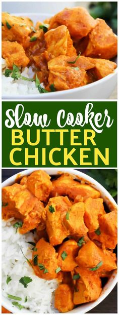 SLOW COOKER BUTTER C