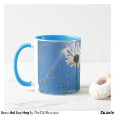 Beautiful Day Mug