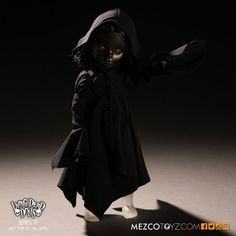 Living Dead Dolls - Serie 31 - Umbral Don´t Turn Out The Lights - Mezco Auktion