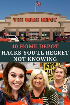 Here Are 40 Home Depot Hacks You'll Regret Not Knowing: