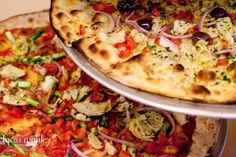 Delicious Pizza! ©Lucas Mobley Photography