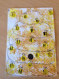 Allemaal bijen