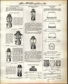 1937 AD Coleman Instant Lite 2 Two Mantle Kerosene Gas Gasoline