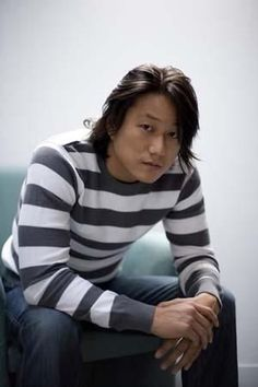 Sung Kang - there is something about Korean dudes...