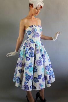 80s-does-50s-white-purple-blue-floral