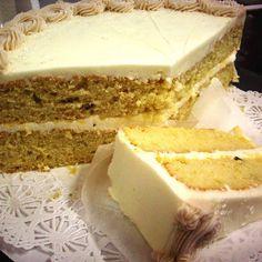 Vegan Lavender Almond Cake vegan, plantbased, earth balance, made just right