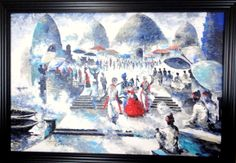 Rare Thoughts Art Gallery Banaras Ghat