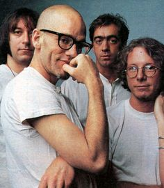 REM, back in the day