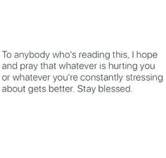 Stay blessed ♥♥