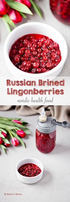 How to Ferment Russian Brined Lingonberries with the reCAP Fermenter!