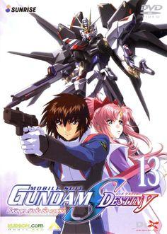 Gundam Seed Destiny XIII