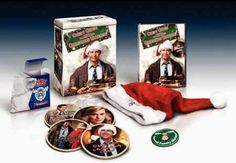 Lampoon's Christmas Vacation, Christmas Ad, Xmas, Lampoons Christmas, National Lampoons, Cool Costumes, Costume Ideas, The Collector, Movies And Tv Shows