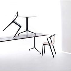 Vitra - chaise et fauteuil BELLEVILLE - Ronan & Erwan Bouroullec - Sur le site en ligne Scandinavia Design