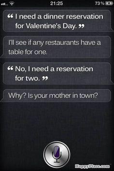 Scumbag Siri.