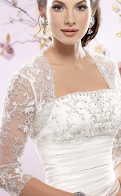 Private Label by G Bridal Jackets - Style JB7