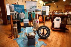 in store design patagonia - Google Search