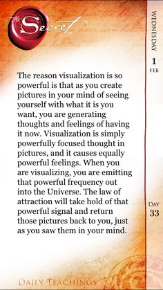 Visualization… – SunStarr MEdia | Follow Your Own Starr | Starr MEdia Designs, LLC.