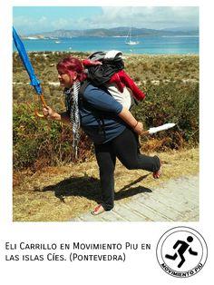 Movimiento Piu en Pontevedra.