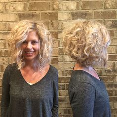 Concave Hairstyles for Curly Hair | Justswimfl.com