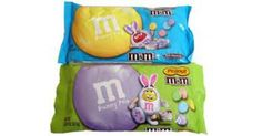 Rite Aid: Easter M&Ms just $.50 w Coupon Stack!