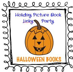 Hippo Hooray for Second Grade!: Linky Party: Halloween Books