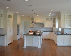 Perfect White Inset: Something's Gotta Give Kitchen