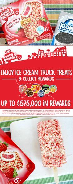 Claim your $5 Reward for buying ice cream: https://www.unileverfood.com/icecreamrewards/?cid=lbs.946.16258.3790  Bite into Good Good Humor Strawberry Shortcake Bars from @randalls_stores http://freebies4mom.com/icrewards/ ad IceCreamTruckTreats2016