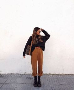 casual outfits for women / casual outfits ; casual outfits for winter ; casual outfits for women ; casual outfits for work ; casual outfits for school ; Casual Fall Outfits, Spring Outfits, Winter Outfits, Indie Fall Outfits, Smart Casual Outfit, Cold Weather Outfits, Night Outfits, Spring Dresses, Street Style Boho