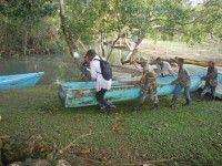 Ministerio de Medio Ambiente se incauta embarcaciones y combate pesca ilegal en el Este