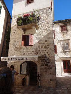 Loja hand made Kotor Montenegro