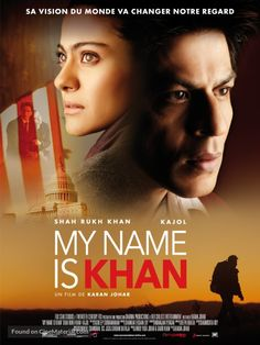 Rent My Name is Khan starring Shahrukh Khan and Kajol on DVD and Blu-ray. Get unlimited DVD Movies & TV Shows delivered to your door with no late fees, ever. Shane Harper, Beau Film, Bollywood Posters, Bollywood Songs, John Krasinski, Michelle Rodriguez, Vin Diesel, Meryl Streep, Johnny Depp