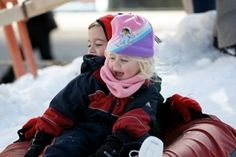 Where to go Sledding/Tubing in Lake Tahoe, CA - Special Interests: Travel tips for vacationing with kids | kids travel tips | kids activities tips - Trekaroo