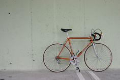 Nice restauration by Acero Recycling Bicycles.