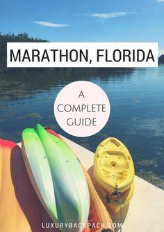 Marathon Florida Complete Guide