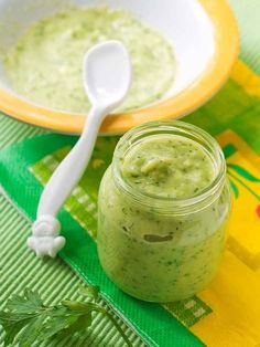 Zucchini, Potato and Turkey Puree | 27 Easy DIY Baby Foods