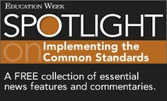 Education Week: New Tool to Provide Tech Inventory for Common Core