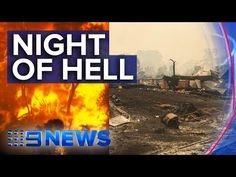 Australia wakes after night of bushfire devastation Prayers For My Sister, Bushfires In Australia, News Australia, Sisters In Christ, Just A Reminder, How To Show Love, Prayer Request, Heavenly Father, Names Of Jesus