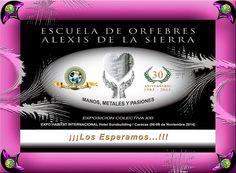 Exposición Colectiva XXI.Escuela Orfebres Alexis De La Sierra